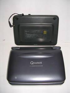 *  *  портативный DVD игрок  [ QcuteX   LMD-2548BK ]  продаю как не рабочий  на запчасти  товары!