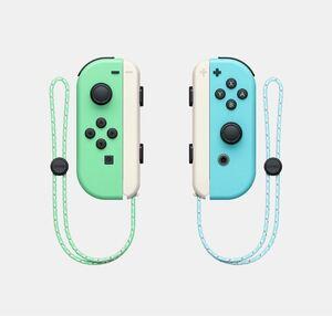 Nintendo Switch Joy-Con あつまれどうぶつの森 ジョイコン  ニンテンドースイッチジョイコン あつもり