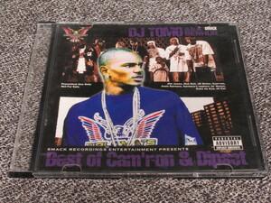 ★送料無料★ Best Of Cam'ron & Dipset DJ TOMO MIX CD DIPLOMATS Juelz Jimデプセット RYOW HAZIME KEN-BO WATARAI HASEBE MISSIE CELORY