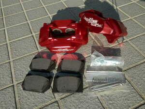 aluminium 4POT caliper 12 -inch for red Rover Mini Cooper BMC MINI