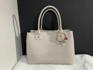 極美品agnes b. voyageアニエスベー ワンショルダーハンドバッグ鞄