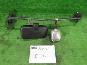 15747228 Isuzu Forward FRR90S1 right side mirror door mirror 1905945