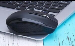 NUOS M330 ワイヤレスマウス 光学式 6ボタン マウス 無線 2.4G