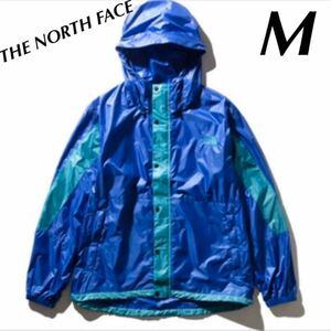 THE NORTH FACE ノースフェイス ブライトサイドジャケット ブルー 青 ナイロンジャケット パーカー