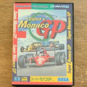 メガドライブ Super Monaco GP / Super Monaco GP MD SEGA