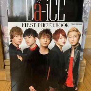 Da-iCE FIRST PHOTO BOOK