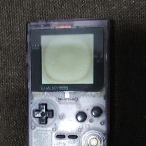 ゲームボーイポケット 任天堂 Nintendo GAME クリア ニンテンドー Pocket