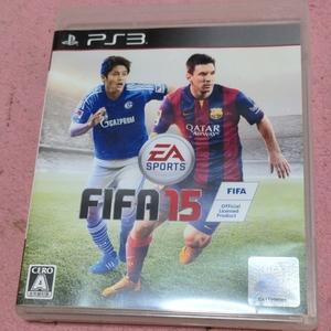 FIFA PS3ソフト FIFA15 ウイニングイレブン