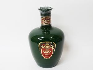 【大阪府内限定発送】◆ニッカ アップルワイン デラックス NIKKA / アルコール度数:4% 内容量:720ml