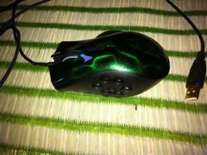 Razer Naga Hex ゲーミングマウス RZ01-00750 一応ジャンク品