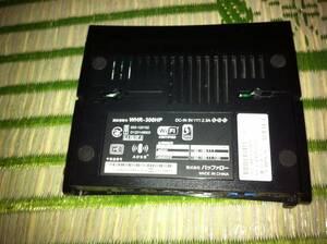 バッファロー BUFFALO Wi-Fiルーター WHR-300HP 本体のみ