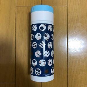 ムーミン ステンレスボトルブルー 250ml