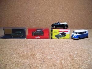シュコー ピッコロ ワーゲン Schuco herpa ミニ クーパー Mini Cooper モデルプランニング ヒストリーコレクション ホンダ N360 バス