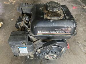 ガソリンエンジン カワサキ FE161 発動機 農機具 5馬力