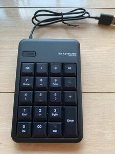 ELECOM エレコム テンキーボード