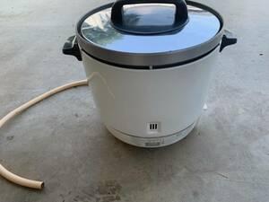 パロマ ガス炊飯器 ★都市ガス 2015年式
