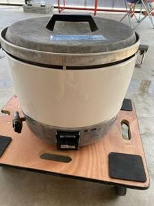 リンナイ ガス炊飯器 都市ガス 2009年 6用