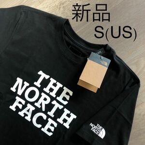 THE NORTH FACE ビッグロゴ ロゴTシャツ ハーフドーム