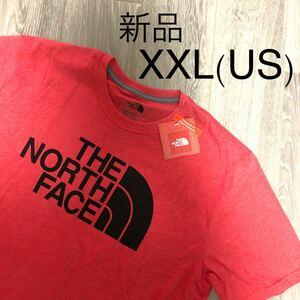 THE NORTH FACE ハーフドーム 海外限定 半袖Tシャツ ビッグロゴ ロゴTシャツ