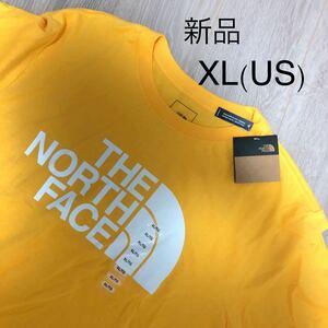 THE NORTH FACE ロゴTシャツ 日本未発売 ハーフドーム ザノースフェイス