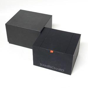 【ジャンリシャール/JEANRICHARD】時計用ケース・箱【BOX】1696-7