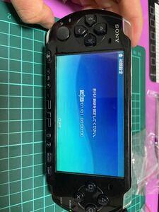 PSP-3000 ブラック SONY