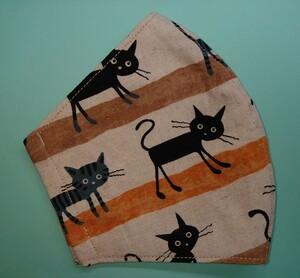 黒猫、時々トラ猫☆立体インナー