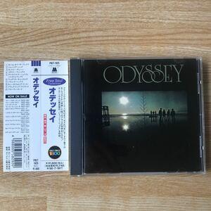 Odyssey オデッセイ 国内盤 帯付 歌詞・解説付   POCT1925
