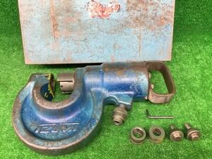 中古品 泉精器 IZUMI イズミ 油圧ヘッド分離式 アングルパンチャー SH-70