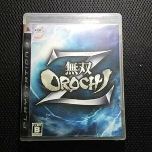 無双OROCHI Z PS3ソフト