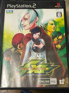 PS2 ザ・キングオブファイターズ XI