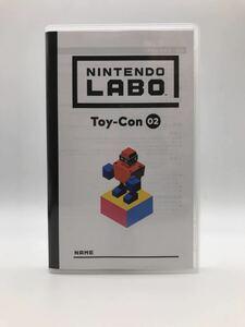 Nintendo Switch Labo 任天堂スイッチラボ ※ソフトのみ
