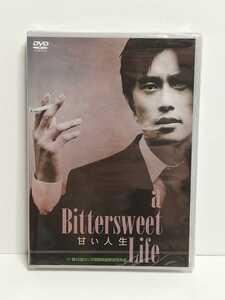DVD 甘い人生 イ・ビョンホン 未開