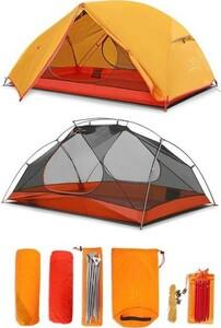 1~2人用 テント SKYLINK ドーム 4シーズン対応 軽量コンパクト