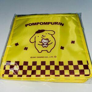 ポムポムプリン 保冷バッグ ヤマダ電機 ランチバック