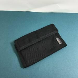 グレゴリー USA製 旧タグ HDナイロン バリスティック ブラック 財布