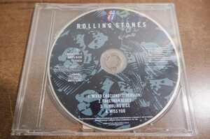 CDg-3809<CBS 655193-5>Rolling Stones / Mixed Emotions