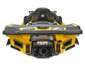 ★セール RIVA《RS15120-D》SEADOO RXT-X/GTX300 (2018-2021) 170/230 デュアル リアエキゾーストキット 後方排気 シードゥ