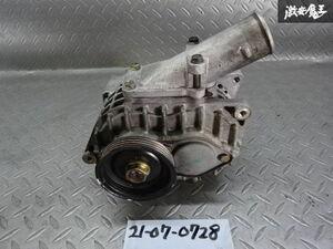 スバル純正 RA1 RA2 プレオ EN07 スーパーチャージャー 単体 過給機 14408KA111 AMR500 AMR.500 棚2R22
