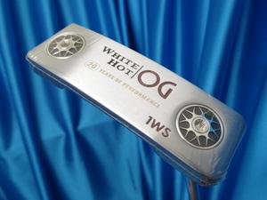 【ODYSSEY】【オデッセイ】【2020 WHITE HOT OG】【ホワイトホット オージー パター】【#1 WS -34】