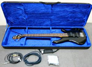 IBANEZ アイバニーズ エレキベースギター SDGR 動作良好 ブラック 弦楽器 日本製 ギター ベース 音楽機材 楽器 ギター