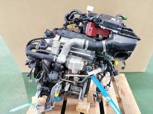 ■ エンジン K6Aターボ ワゴンR スティングレー CBA-MH23S