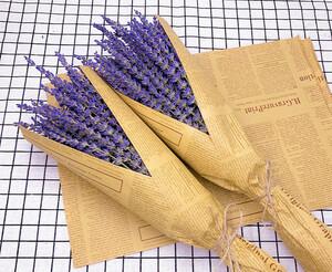 100g×2束セット☆ラベンダーのドライフラワー♪花 園芸 植物◆造花 ブーケ 花束 乾燥 装飾 飾り リビング 玄関 インテリア 置物 DIY RU764
