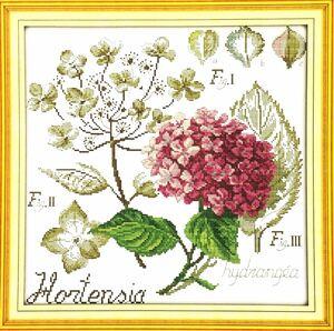 クロスステッチ刺繍キット(H496)14CT