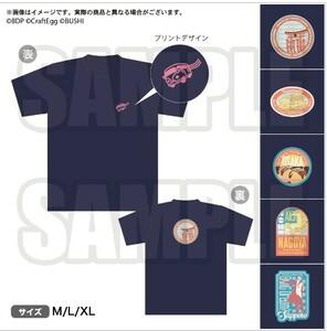 バンドリーマー感謝キャラバン 2021 大阪ver Tシャツ Lサイズ