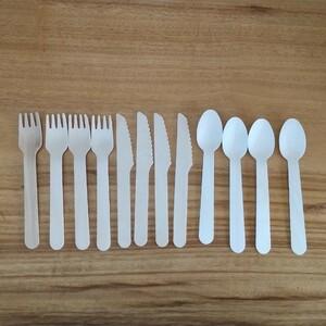 【未使用】 カトラリーセット フォーク ナイフ スプーン 各4個