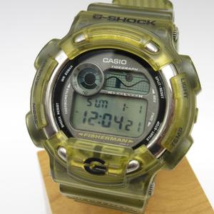 G-SHOCK/G-ショック FISHERMAN/フィッシャーマン メンインスモーク/DW-8600MS-8T 電池交換済