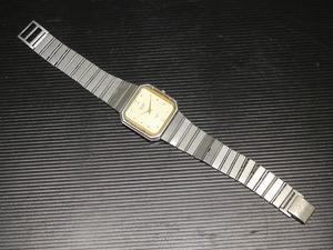 ★BULOVA 腕時計 シーマ メンズ腕時計 ジャンク品 部品取り 紳士用 クオーツ★