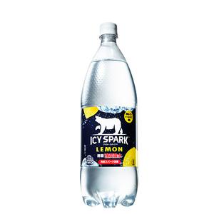アイシー・スパーク フロム カナダドライ レモン PET 1.5L 6本 (6本×1ケース) ペットボトル 炭酸水【送料無料】