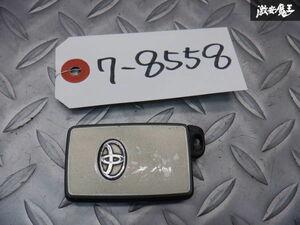 保証付 トヨタ純正 ZGM10W アイシス キーレス リモコンキー カギ 鍵 スマートキー